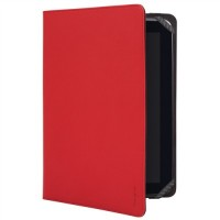 "Targus THZ33401EU Universal 9.7-10.1"" Tablet Foliostand Case - Red - Fits Samsung® Galaxy 2"