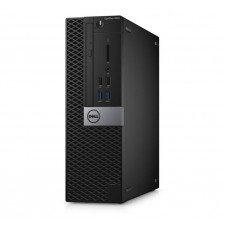 DELL OPTIPLEX 3040SFF (CORE I5-6500, 4GB RAM, 500GB HDD, DVDRW, DOS, 1YR)