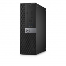 Dell Optiplex 7040 Small Form Factor Core i5-6500, 4GB Ram, 500GB HDD, DVDRW, DOS