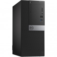 DELL OPTIPLEX 7050MT (CORE I7-7700, 4GB RAM, 1TB HDD, DVDRW, DOS, 1YR)