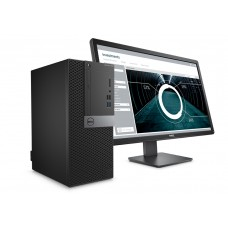 "DELL OPTIPLEX 3040 MT (CORE I3-6100, 4GB RAM, 500GB HDD, DVDRW, DOS, 1YR + 18.5"" DELL MONITOR)"