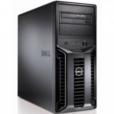 Dell PowerEdge T130- 4x 3.5 Cabled, Intel Xeon E3-1220 v5 3.0GHz, 8M cache, 4C/4T, turbo (80W), 16GB  2133MT/s, 2 x 1TB HDD