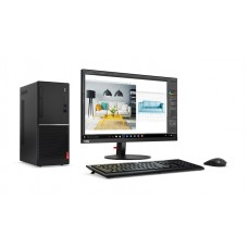 LENOVO V520 TWR CORE I3-7100, 4GB DDR4 RAM, 500GB 7200 HDD, DVDRW, DOS, With Led 19.5""