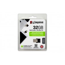 Kingston 32GB Micro Duo Flash Drive USB3.0/2.0 (DTDUO3/32GB)