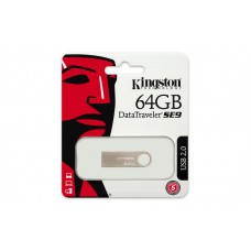 Kingston 64GB Flash Drive USB2.0 (DTSE9/64GB)