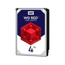 WD Red 4TB NAS Hard Disk Drive - 5400 RPM Class SATA 6Gb/s 64MB Cache 3.5 Inch - WD40EFRX