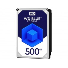 500GB WD Blue Desktop Hard Disk Drive - (Pull)