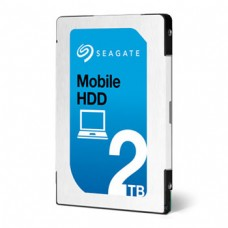 2TB Seagate Laptop HDD SATA 6Gb/s 128MB Cache 2.5-Inch Internal Hard Drive (ST2000LM007)