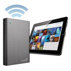 1TB Seagate  Wireless Plus USB 3.0 Portable Hard Drive (STCK1000200)