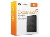 4TB Seagate  Expansion Portable External Hard Drive USB 3.0 Model STEA4000400 Black