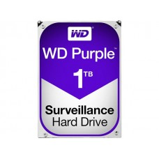 1TB WD Purple Surveillance Hard Disk Drive - Intellipower SATA 6Gb/s 64MB Cache 3.5 Inch - WD10PURX