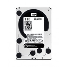 WD Black 1TB Performance Desktop Hard Disk Drive - 7200 RPM SATA 6 Gb/s 64MB Cache 3.5 Inch - WD1003FZEX