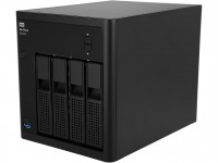 WD My Cloud EX4100 Diskless Expert Series 4-Bay Network Attached Storage - NAS - 24TB