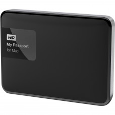 WD  My Passport 2TB  for Mac Portable External Hard Drive - USB 3.0 - WDBCGL0020BSL-NESN
