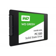 "WD 120GB Green SATA III 2.5"" Internal SSD WDS120G2G0A"