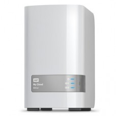16TB WD  My Cloud Mirror Gen 2 Personal Network Attached Storage - NAS - WDBWVZ0160JWT-EESN