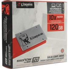 "Kingston 120GB SSDNow UV400 SATA 3 2.5"" Solid State Drive with Bundle Kit SUV400S3B7A/120G"