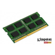 Kingston 8GB DDR3 PC3-10600 1333Mhz Ram for Notebook (KVR1333D3S9/8GB)