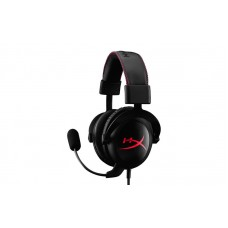 Kingston HyperX KHX-H3CL/WR Cloud Gaming Headset for PC, Xbox One, Xbox One S, PS4, PS4 Pro, Mac, Mobile and VR - Black