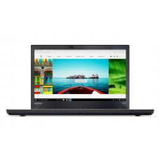 LENOVO T470 CORE i7-7500U, 8GB DDR4 Ram , 1TB HDD 5400rpm, 14.0 HD, NO OS INTEL 8265 AC 2x2 + BT4.1, 3 YEARS WARRANTY