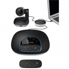 Logitech GROUP Video conferencing for mid to large-sized meeting rooms (960-001057)