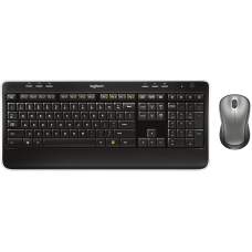 Logitech MK520 Wireless Keyboard and Mouse (English)