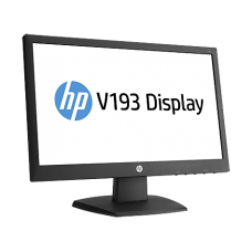 "18.5"" HP LED Monitor (V193)  1366x768"