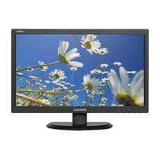 21.5-inch Lenovo ThinkVision E2224 FHD WLED Backlit Wide Viewing Angle LCD Monitor