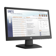 "18.5"" HP LED Monitor (V197)  1366x768"