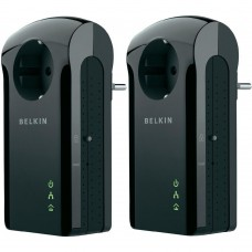 Belkin Surf Powerline AV+ DUAL PACK 200Mpbs (F5D4079)