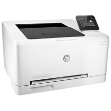 HP Color LaserJet Pro M252dw - 18ppm / 1200dpi / A4 / USB / Wi-Fi / LAN / Color Laser - Printer