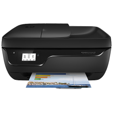 HP DeskJet Ink Advantage 3835 AIO - 8.5ppm / 4800dpi / A4 / USB / Wi-Fi / FAX / Color Inkjet - Printer (F5R96C)