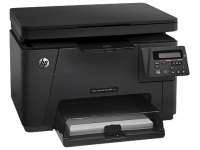 HP Pro MFP M176n - 16ppm / 600dpi / A4 / USB / LAN / Color Laser - Printer (CF547A)