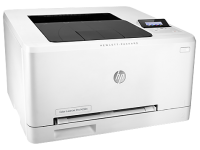 HP Color LaserJet Pro M252n - 18ppm / 600dpi / A4 / USB / LAN / Color Laser - Printer (B4A21A)