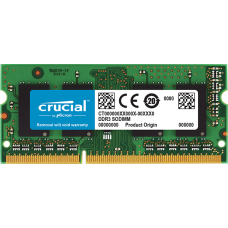 Crucial 4GB DDR3L 1600 (PC3L 12800) SODIMM 204-Pin Memory Notebook - CT51264BF160Bj