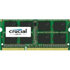 Crucial 8GB DDR3L 1600 MT/s (PC3L-12800) SODIMM 204-Pin Memory Notebook - CT102464BF160B