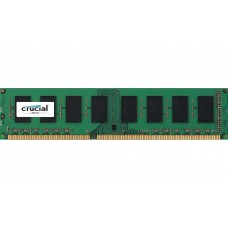 Crucial 8GB DDR3L 1600 MT/s (PC3L-12800) DIMM 240-Pin Memory Desktop - CT102464BD160B