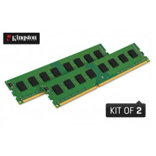 Kingston 2GB DDR2 PC2- 400Mhz Ram (Kit of 2) for Server (KFJ-RX200SR/2G)