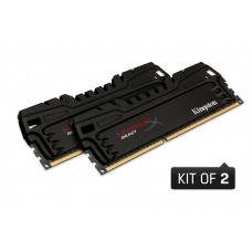 Kingston 16GB DDR3 PC3- 1866Mhz HyperX Beast Ram (Kit of 2) for Desktop (KHX18C10AT3K2/16X)