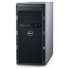 DELL POWER EDGE T130 (INTEL XEON E3-1220V5, 8GB RAM, 1TB HDD, DVDRW)