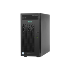 HPE ProLiant ML10 Gen9 Server (Xeon E3-1225v5 (3.30GHz), 16GB DDR4 2133Mhz, 2 x 1TB Non-Hot Plug 3.5in SATA Intel RST SATA RAID DVD-RW 300W)