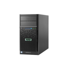 HPE ProLiant ML30 Gen9 / 4LFF Hot Plug / 4U / E3-1220v5 (3.0GHz/4-core/ 8MB/80W) / 1x8GB / 2x HP 1TB 6G SATA  / B140i / DVD-RW (831068-425)