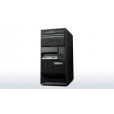 Lenovo ThinkServer TS140 Tower Server (Xeon E3-1226v3, 4GB RAM, 1TB Hard Drive, DVDRW)