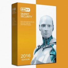 ESET Smart Security® 2016 - Internet Security for Windows (1User + 1User)
