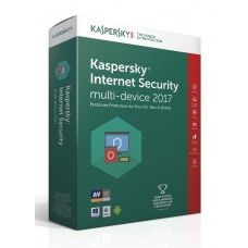 Kaspersky Internet Security – multi-device 2017 (1 USER + 1 License)