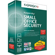Kaspersky Small Office Security (10 Desktops + 1 Server)
