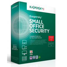 Kaspersky Small Office Security (5 Desktops + 1 Server)