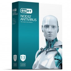 ESET® NOD32® Antivirus 2017 - Virus Protection for Windows (1User)